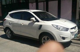 Selling Hyundai Tucson 2012 Automatic Gasoline in Quezon City