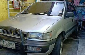 Mitsubishi Space Wagon 1992 Manual Gasoline for sale in Bacoor