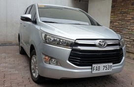 Toyota Innova 2017 Manual Diesel for sale in Malabon