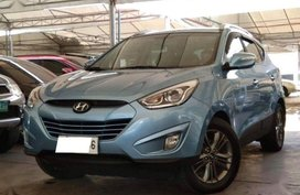 Used Hyundai Tucson 2014 Automatic Diesel for sale in Makati