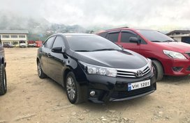 Selling Toyota Corolla Altis 2016 Manual Gasoline in Taguig