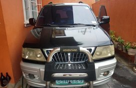 Selling Mitsubishi Adventure 2003 Manual Gasoline in Mandaue