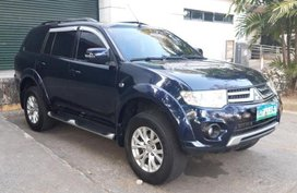 Selling Used Mitsubishi Montero 2014 in Quezon City