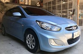 Selling 2nd Hand Hyundai Accent 2014 in Imus