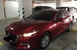 Mazda 3 2018 Hatchback for sale in Manila
