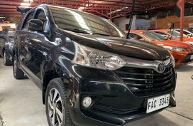 Selling Black Toyota Avanza 2018 Automatic Gasoline in Quezon City
