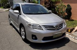 Sell 2nd Hand 2013 Toyota Altis Automatic Gasoline at 70000 km in Las Piñas