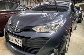 Blue Toyota Vios 2018 at 5000 km for sale