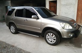 Sell 2nd Hand 2005 Honda Cr-V at 130000 km in Mexico