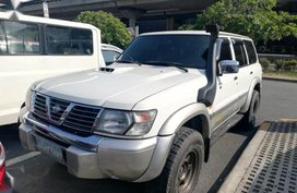Nissan Patrol 2002 at 110000 km for sale in Urdaneta