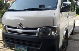 2013 Toyota Hiace for sale in Santa Cruz