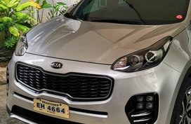 Selling 2nd Hand Kia Sportage 2018 Automatic Diesel at 10000 km in Quezon City