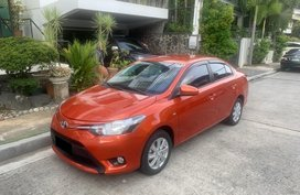 Toyota Vios 2017 Automatic Gasoline for sale in Quezon City