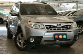 Selling 2nd Hand Subaru Forester 2012 Automatic Gasoline at 70000 km in Makati