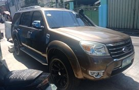 Selling 2nd Hand Ford Everest 2011 in Pasay