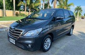 Selling Toyota Innova 2015 Automatic Diesel in San Fernando