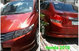 Selling Honda City 2010 Manual Gasoline in Parañaque