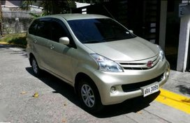 Selling Toyota Avanza 2015 at 40000 km in Quezon City