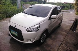 2013 Mitsubishi Mirage Hatchback for sale in Bulacan