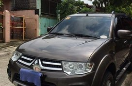 Mitsubishi Montero Sports 2014 at 40000 km for sale