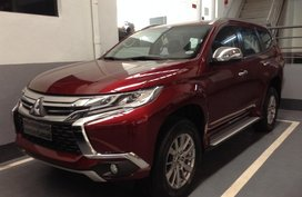 Brand New Mitsubishi Montero Sport Automatic 2019 for sale