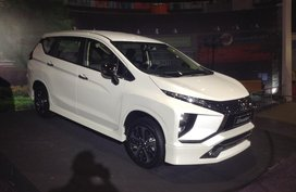 Brand New Mitsubishi Xpander Automatic 2019 for sale