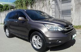 Selling Grey Honda Cr-V 2010 in Taguig