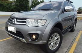 Selling 2nd Hand Mitsubishi Montero Sport 2015 at 24000 km