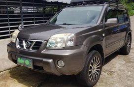 Selling Nissan X-Trail 2006 Automatic Gasoline in Agoo