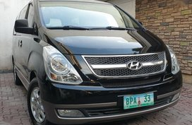 Sell 2nd Hand 2010 Hyundai Grand Starex in Malabon