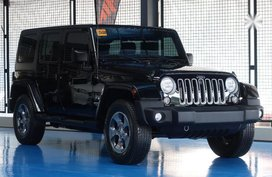 Selling 2nd Hand Jeep Wrangler 2017 in Quezon City