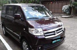 Selling Suzuki Apv 2013 Automatic Gasoline in Manila