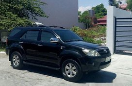 Selling Toyota Fortuner 2007 at 79000 km in Parañaque