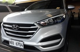 Selling 2nd Hand Hyundai Tucson 2017 in Quezon City