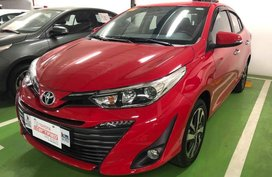 Toyota Vios 2018 Automatic Gasoline for sale in Pasay