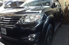 Toyota Fortuner 2015 Manual Diesel for sale in Quezon City