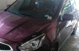 Sell 2016 Mitsubishi Mirage Manual Gasoline in Quezon City