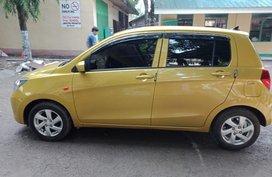 Sell 2nd Hand 2016 Suzuki Celerio at 40000 km in Cebu City