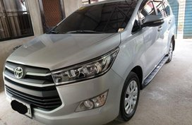 Selling Toyota Innova 2017 Manual Diesel in Marikina