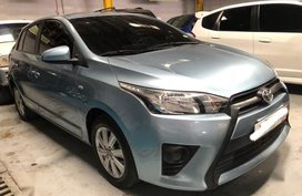 Selling 2nd Hand Toyota Yaris 2016 Hatchback Manual Gasoline in Mandaue
