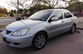 Mitsubishi Lancer 2007 Manual Gasoline for sale in Kawit