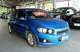 Sell 2nd Hand 2013 Chevrolet Sonic in Carmona
