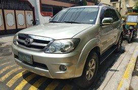 Toyota Fortuner 2008 for sale in Santa Ignacia