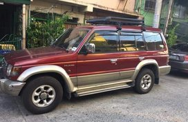 Mitsubishi Pajero 1995 Manual Diesel for sale in Manila