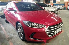 Sell Red 2018 Hyundai Elantra in Quezon City