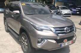 Selling Toyota Fortuner 2016 Automatic Diesel in Pasig
