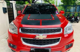 Chevrolet Trailblazer 2014 for sale in Manila