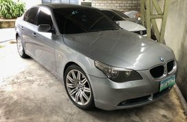 2nd Hand Bmw 520D 2006 for sale in Quezon City
