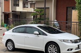 Honda Civic 2012 Automatic Gasoline for sale in Cebu City