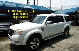 Selling 2nd Hand Ford Everest 2009 Automatic Diesel in Marikina